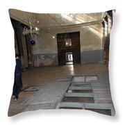 Bethlehem - In The Preparation For Christmas Celebration 2009 Throw Pillow