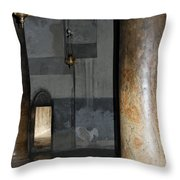 Bethlehem - Nativity Church  Throw Pillow