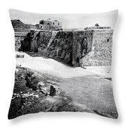 Bethlehem In 1875 Throw Pillow