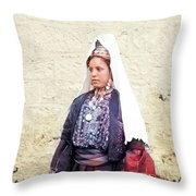Bethlehemite 1920 Throw Pillow