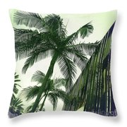 Beverly Hills Rodeo Drive 1 Throw Pillow