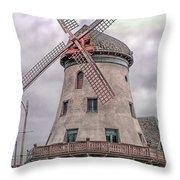 Bevo Mill Throw Pillow
