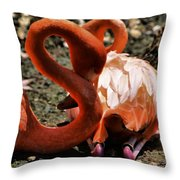 Bew T 2 Throw Pillow