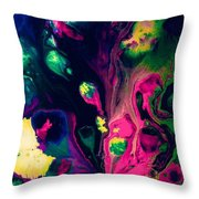 Bewitched Throw Pillow