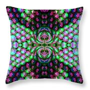 Bewitched Pattern Three Throw Pillow