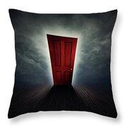 Beyond A Dream Throw Pillow