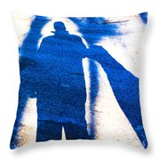 Beyond A Shadow 1 Throw Pillow