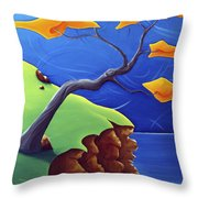 Beyond Limitations Throw Pillow