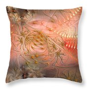 Beyond Solipsism Throw Pillow
