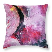 Beyond The Confines Throw Pillow