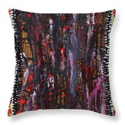 Beyond The Reflection Throw Pillow