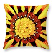 Beyond The Surface Throw Pillow