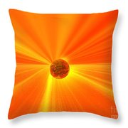 Beyond Wisdom Throw Pillow