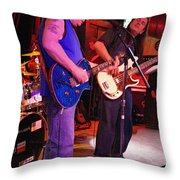 Bh#21 Throw Pillow