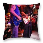 Bh#22 Throw Pillow