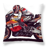 Biaggi Throw Pillow