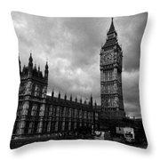 Big Ben Throw Pillow