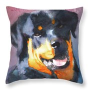 Big Bob Throw Pillow