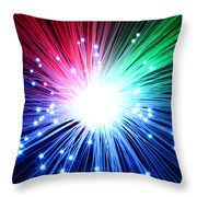 Big Boom Throw Pillow