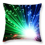Big Boom II Throw Pillow