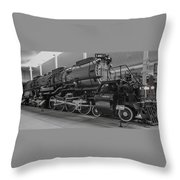 Big Boy 4017 Throw Pillow