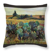 Big Family Throw Pillow