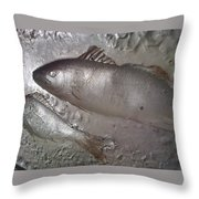The Perfect Shower Curtain-big-fish-also At Big.fishery.webs.com Throw Pillow