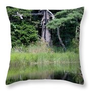 Big Ole Pine Throw Pillow