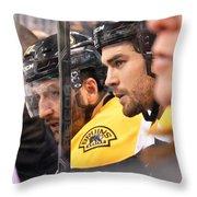 Big Penalty Kill Throw Pillow
