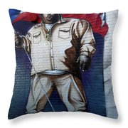 Big Pun Throw Pillow