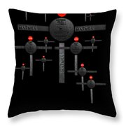 Big Welcome Throw Pillow
