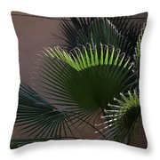 Biggest Fans Throw Pillow