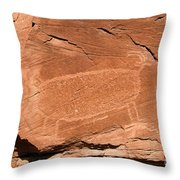 Bighorn Throw Pillow