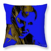 Bill Halley Collection Throw Pillow