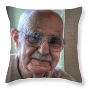 Bill Throw Pillow