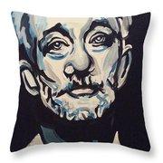 Bill Murray Throw Pillow