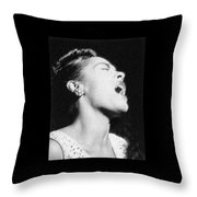 Billie Throw Pillow