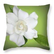 Billie's Flower Throw Pillow