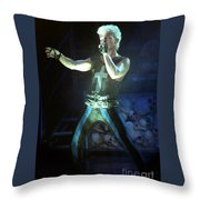 Billy Idol 90-2249 Throw Pillow