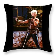 Billy Idol 90-2266 Throw Pillow