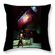 Billy Idol 90-2277 Throw Pillow