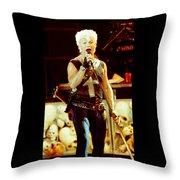 Billy Idol 90-2288 Throw Pillow