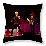 Billy Idol 90-2304 Throw Pillow