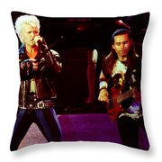 Billy Idol 90-2305 Throw Pillow