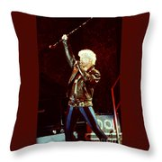 Billy Idol 90-2307 Throw Pillow