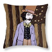 Billy Wonka One  Throw Pillow