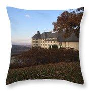 Biltmore Estate, Asheville, Nc Throw Pillow