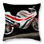 Bimota Db1 Throw Pillow