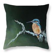 Bird N.10 Throw Pillow