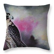 Bird N.11 Throw Pillow